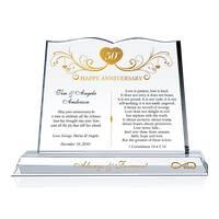 Infinity Love Anniversary Gift