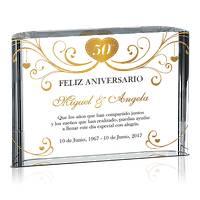 Feliz 50º Aniversario para Ellos