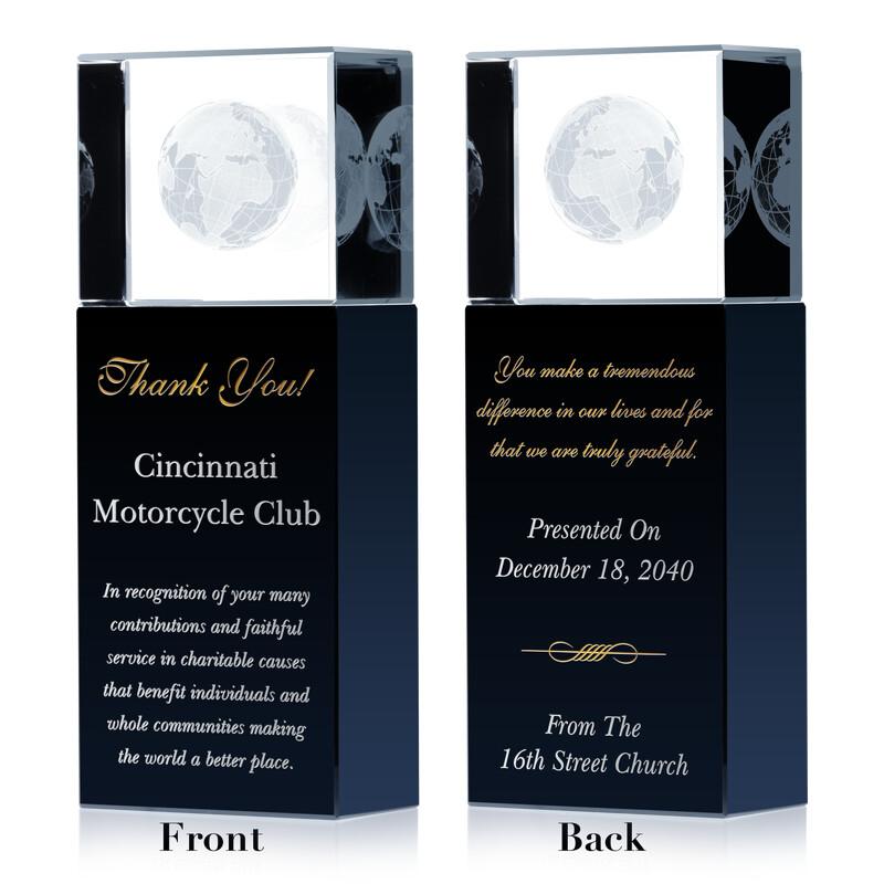Appreciation Award for Volunteer
