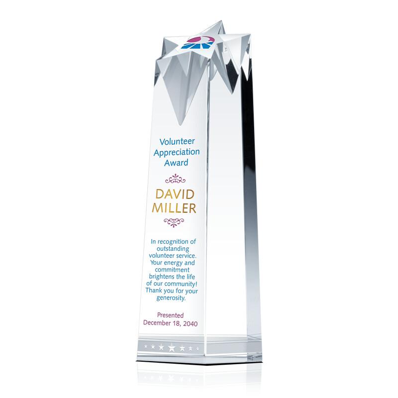 Star Volunteer Appreciation Award