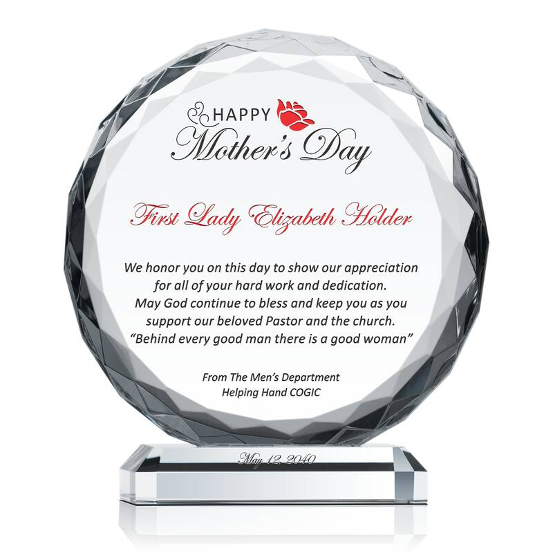 Mother's Day Gift for Church First Lady
