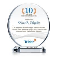 Premio de Apreciación Del Servicio