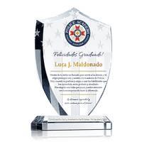 Graduación de la Academia de Policía Felicidades Regalo