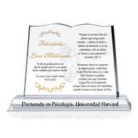 Regalo de Graduación de Doctorado Religioso