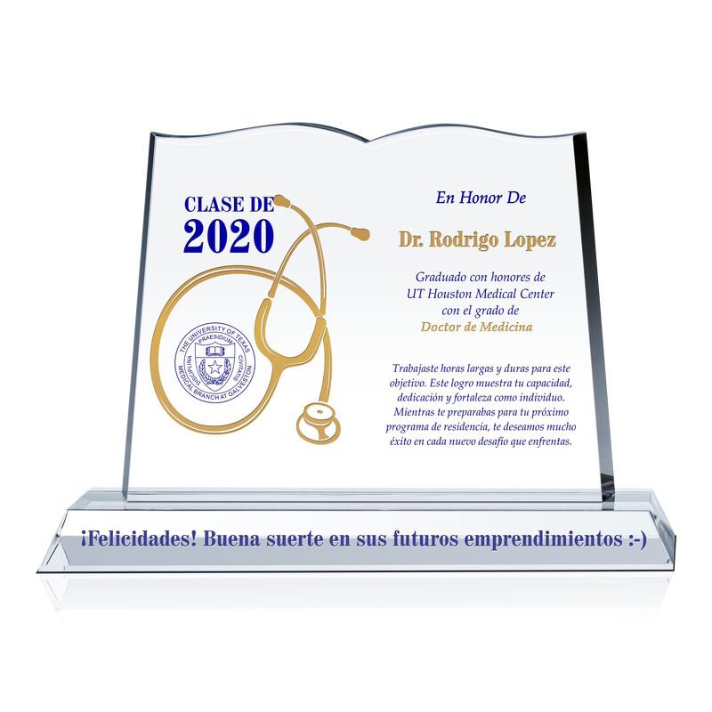 Regalo de Graduación de Estudiantes de Medicina
