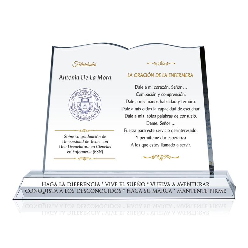Regalo de Graduación de la Escuela de Enfermería