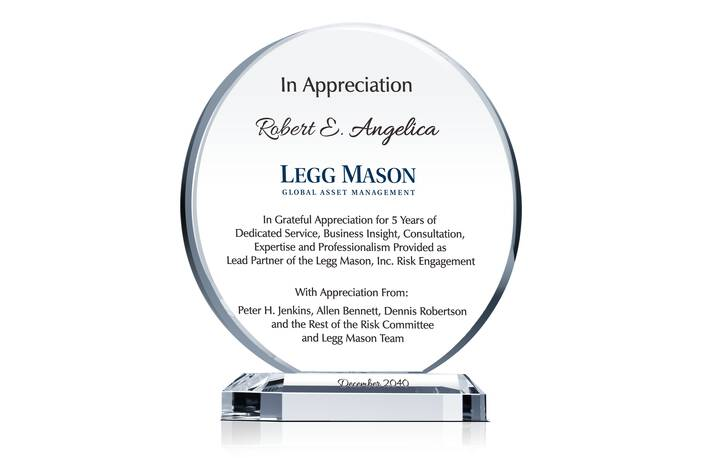 Employee Anniversary Recognition Award Wording Ideas