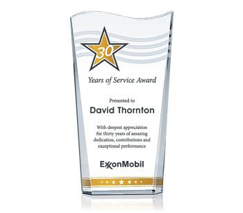 Crystal Wave Recognition Awards