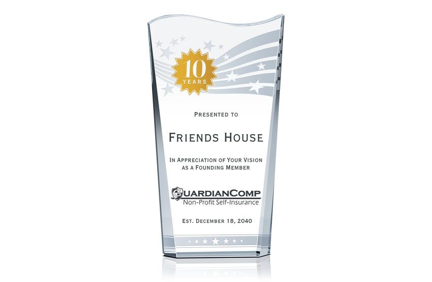 Founding Member Years of Service Award