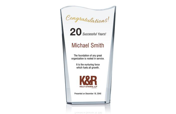 Business Owner Anniversary Award