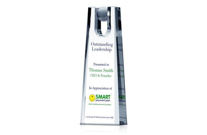 Outstanding Leadership Award for Founder