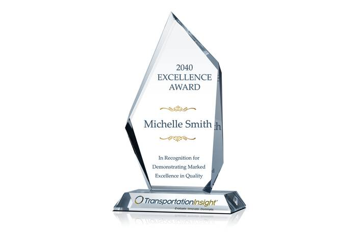 Performance Excellence Award