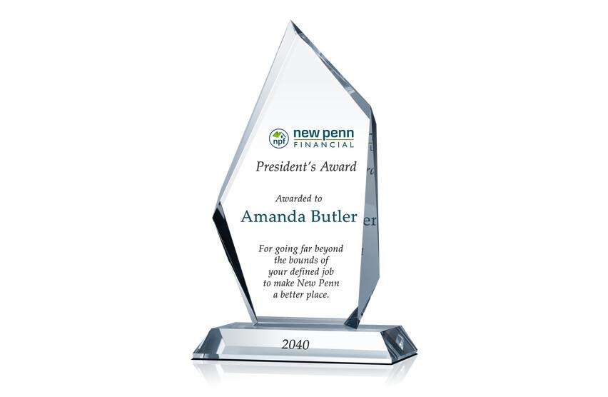 Corporate President's Award