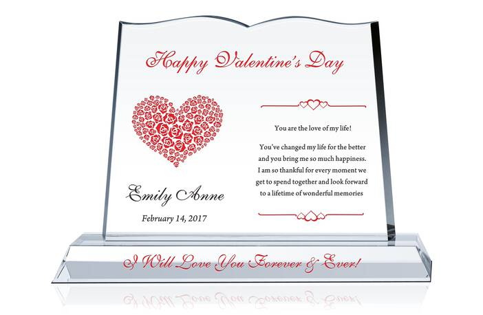 Happy Valentine's Day Gift for Her