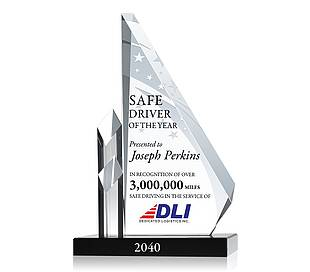 Safety Excellence Award Plaques