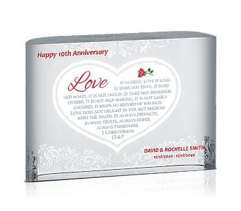 Happy 10th Anniversary Gift