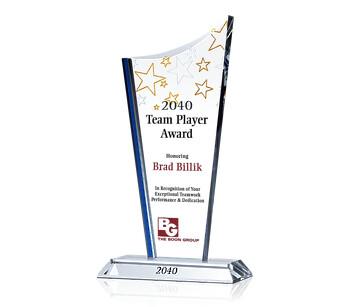 Outstanding Teamwork Award