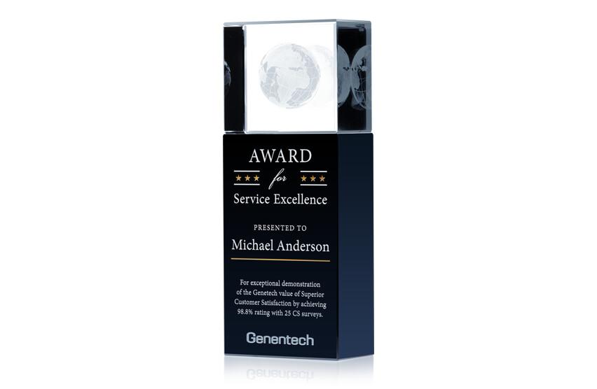 Globe Customer Service Award