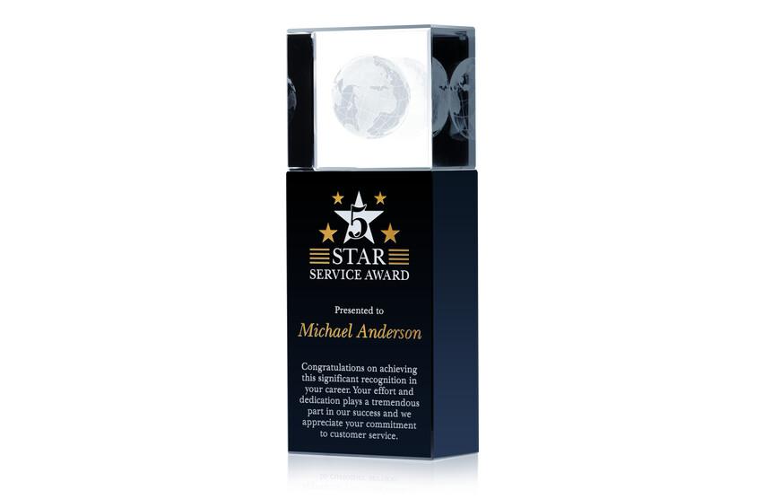 Five Star Service Award