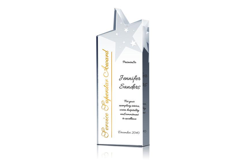 Service Superstar Award