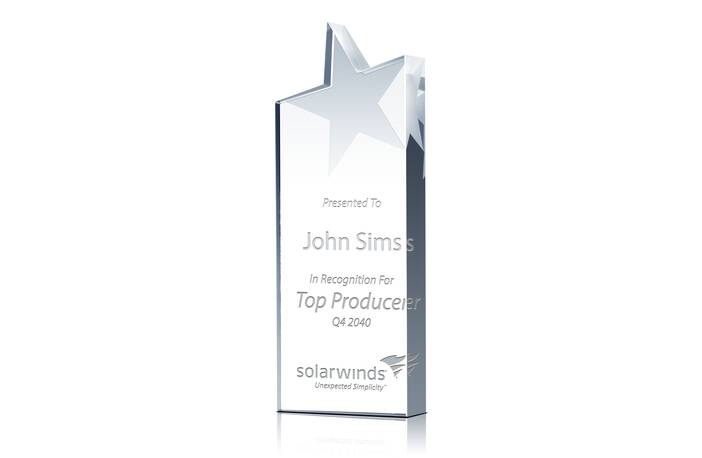Quarterly Top Producer Award