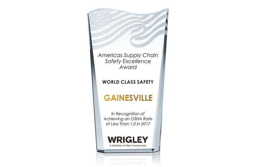 Supply Chain Safety Award
