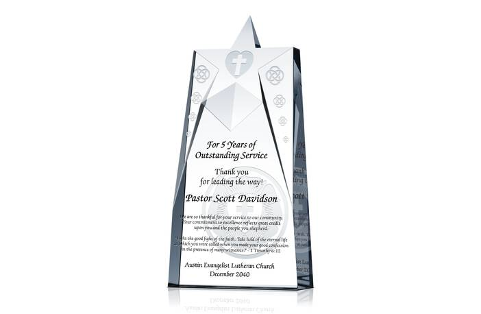 Lutheran Ministry Service Appreciation Gift