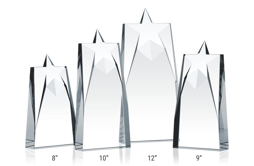 Shining Star Award Plaques