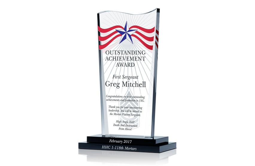 Army Achievement Award