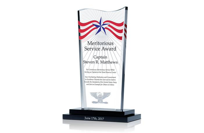 Navy Meritorious Service Award