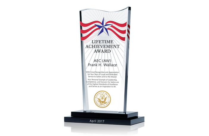 Navy Lifetime Achievement Award