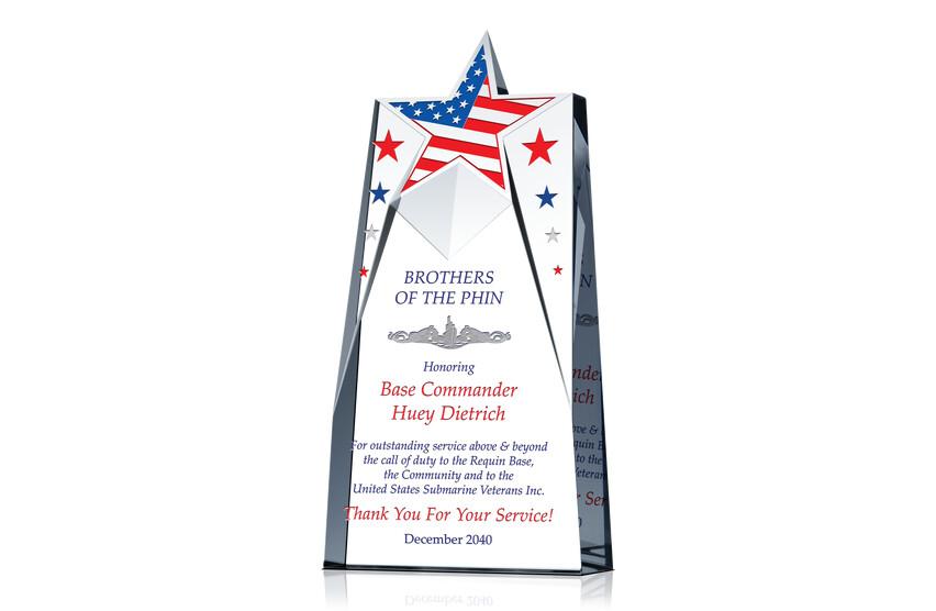 Veterans Service Appreciation Gift
