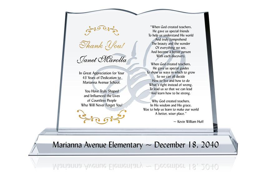 Appreciation Poem for Teacher