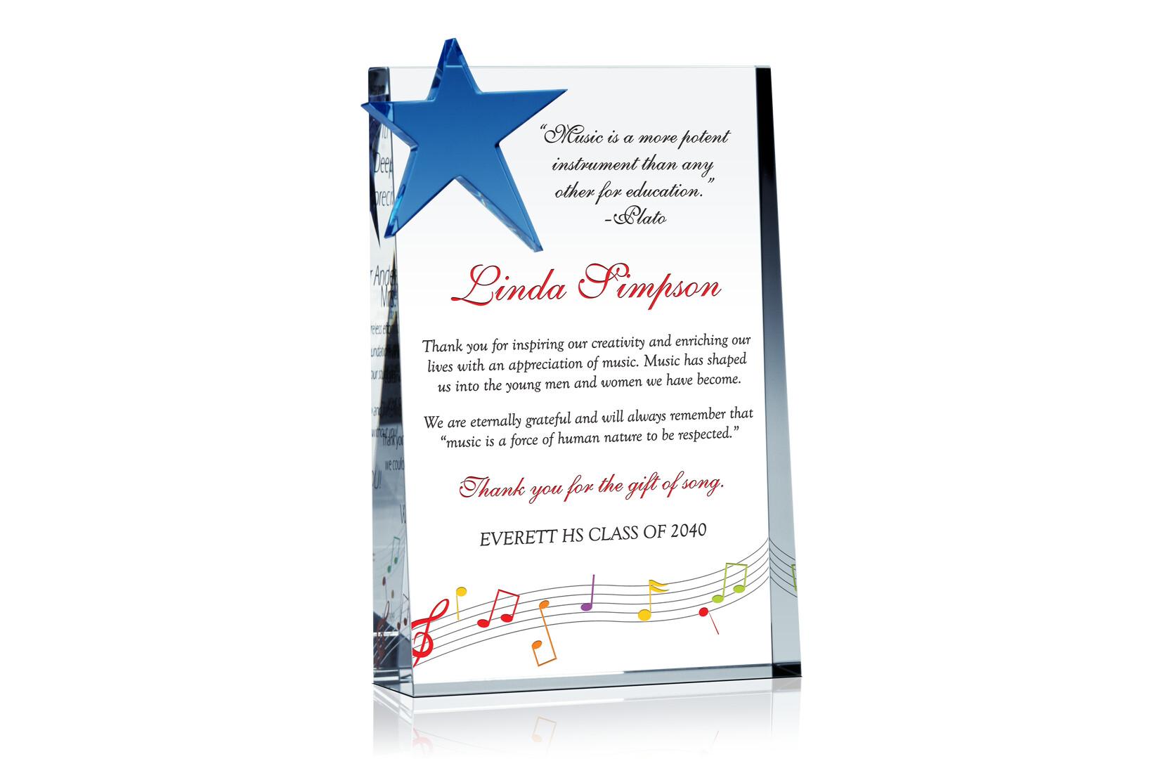 Music Teacher Gifts