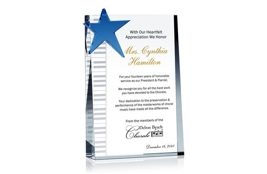 Choir Director Appreciation Gift