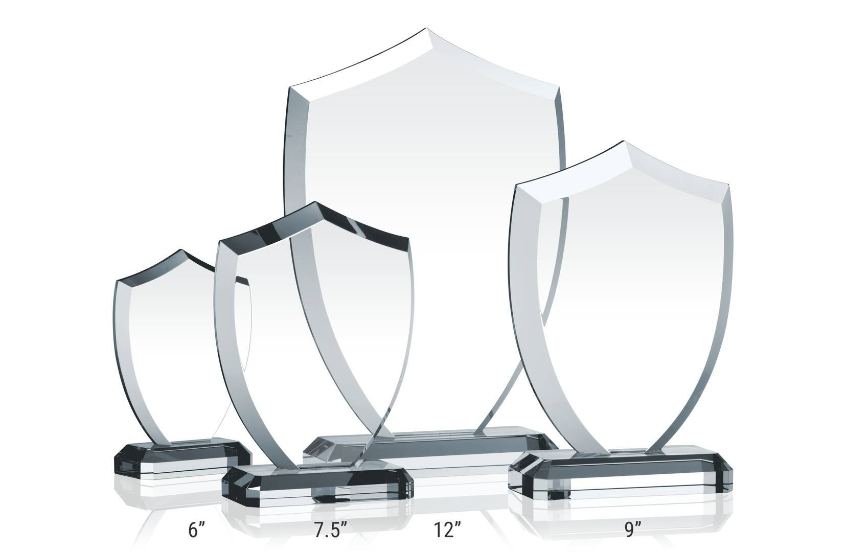 National Shield Plaques