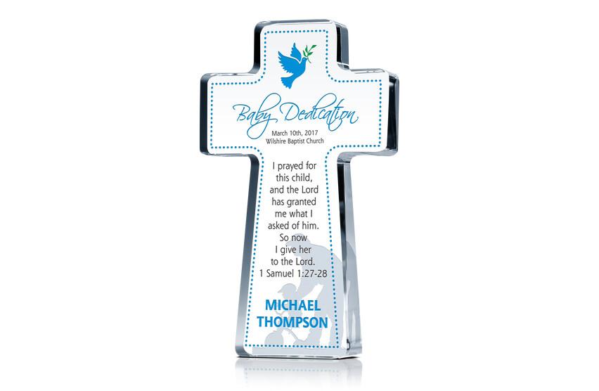 Baby Dedication Prayer Gifts