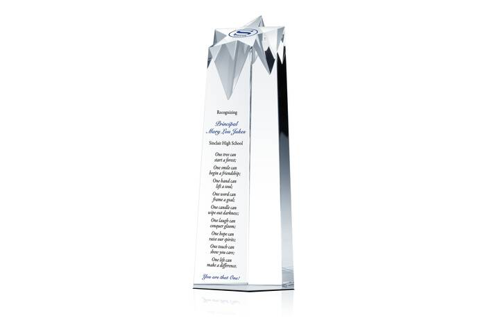 Principal Recognition Gift