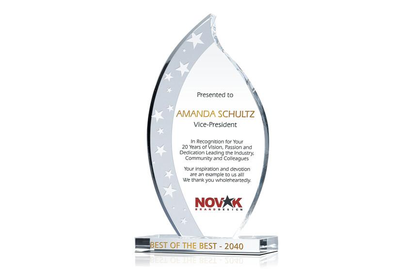 Best Boss Award of Excellence