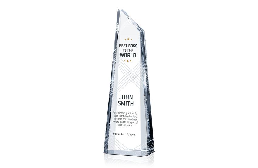 World's Best Boss Award