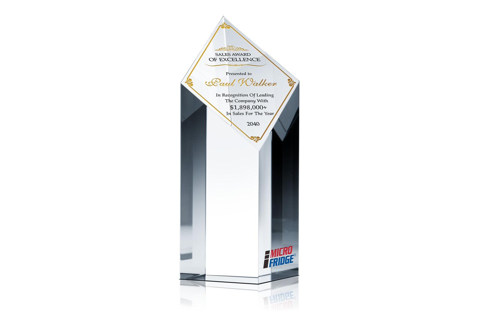 Diamond Sales Excellence Award