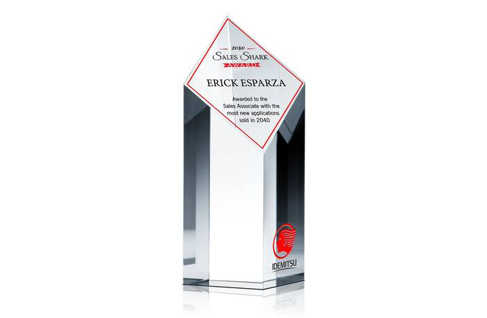 Corporate Sales Excellence Award