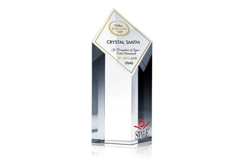 Million Dollar Sales Club Award