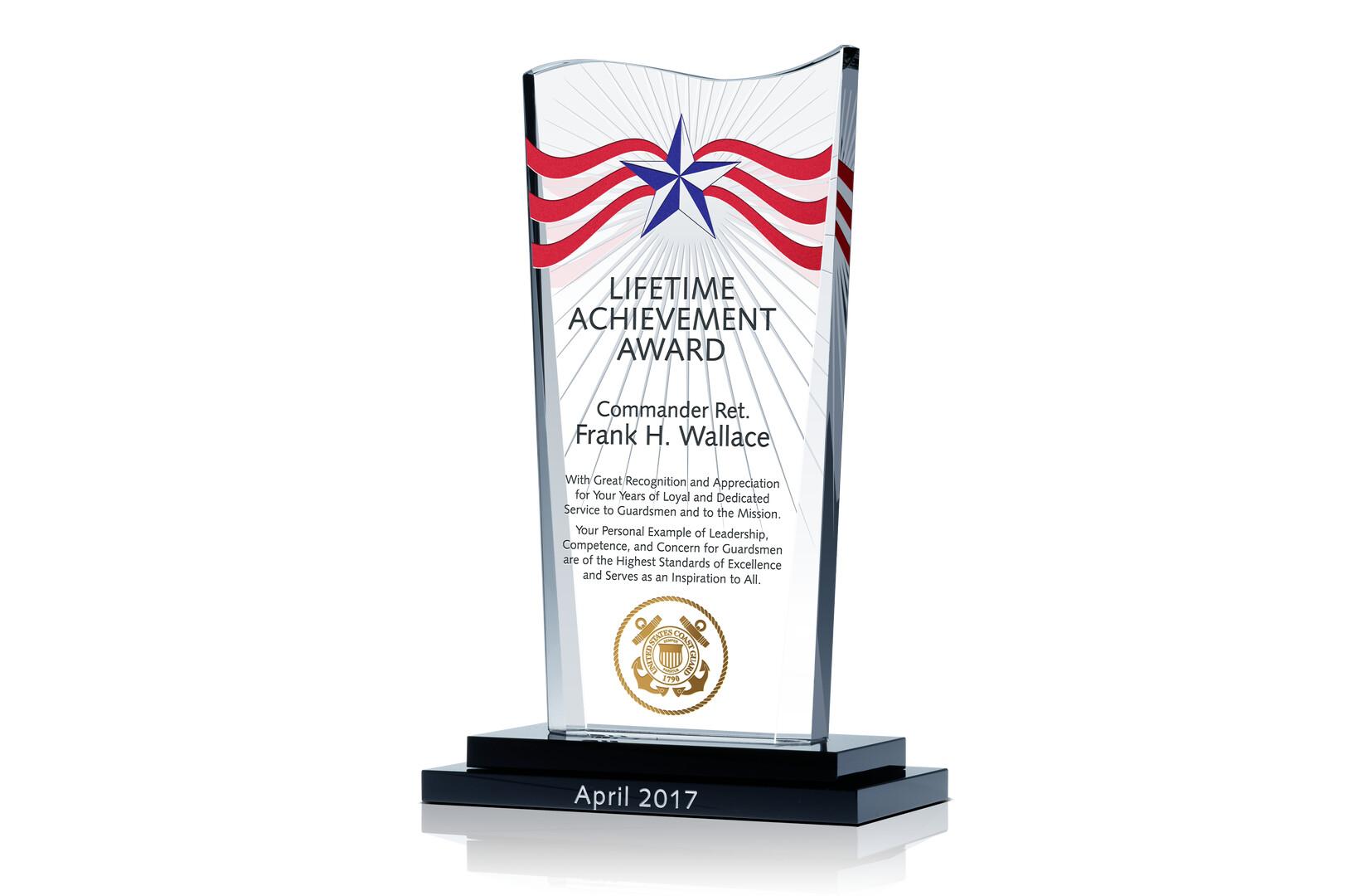 USCG Radiant Star Award