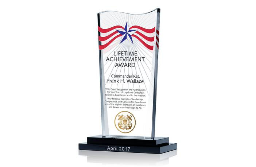 USCG Achievement Award