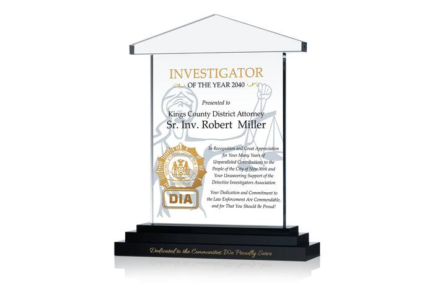 Investigator of the Year Award