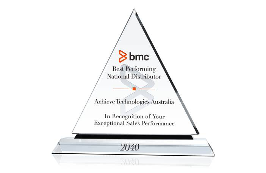 Trinity Partner Recognition Award