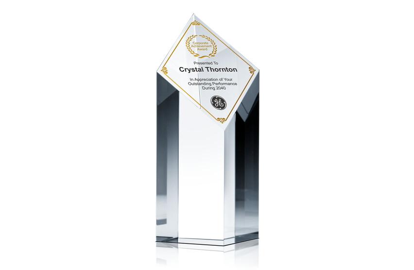Corporate Achievement Award Tower