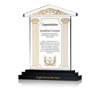 Lawyer Graduation Gift
