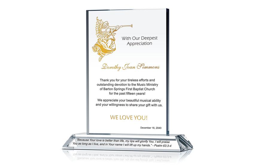 Church Musician/Organist Gift